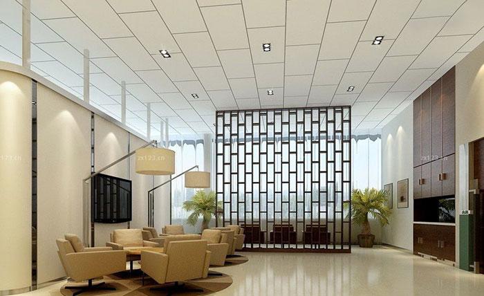 鋁扣天花板