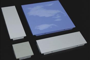 平面組合天花
