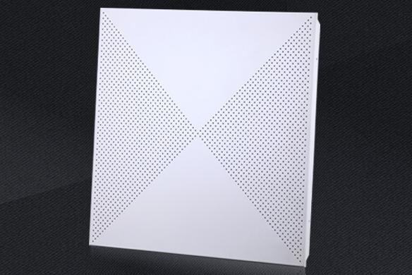 對角沖孔鋁扣板